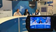 Social Media Debates at HIMSS16
