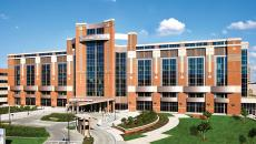 outside view of Saint Luke's Health System in Kansas City