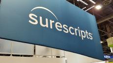 surescripts e-prescribing booth at HIMSS18