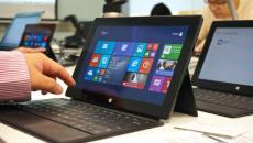 Microsoft Booz IBM Surface