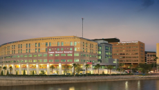 Tampa General Hospital building complex