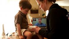 Nearly half of physicians using telehealth, up from just 18% in 2018
