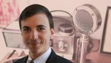 Podcast guest Thanos Drougkas