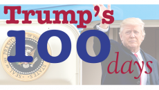 Trump 100 days on healthcare