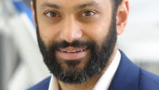 Dr Sam Shah, Director of Digital Development, NHS England