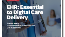 EHRs essential to digital care delivery