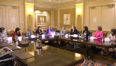 Women in Health IT roundtable discussion at HIMSS16