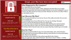 WannaCry cybersecurity National Health Service