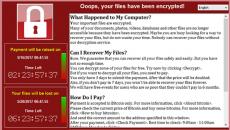 WannaCry and Petya 1 year later