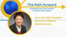 Alberta Health Services CEO Dr. Verna Yiu