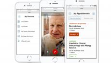 Zesty, Cerner, Patient portal, NHS