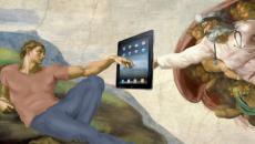 Doc and patient Sistine Chapel