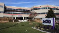 Aetna building