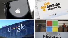 Patents hold clues about Apple, Amazon, Google and Microsoft plans for healthcare
