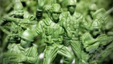 Plastic soldiers