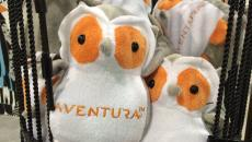 aventura plush owls, HIMSS16 show floor