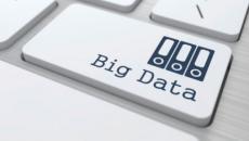 Big Data button on keyboard
