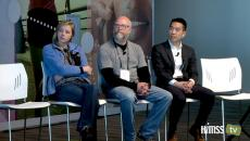 blockchain panel discussion at dev4health event in Cleveland