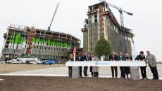 Cerner's new campus in Kansas City, Missouri