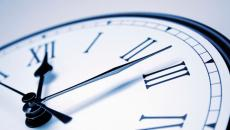 clock close up