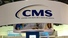 CMS booth at HIMSS17