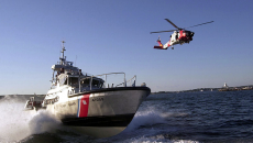 Coast Guard photo by Public Affairs Specialist 3rd Class Luke Pinneo