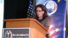 Christina Papanikolaou, general secretary of public health, Greece