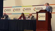 Connected Health Conference engagement