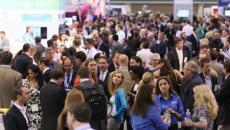 HIMSS crowd