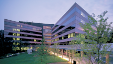 CSC headquarters in Falls Church, Virginia. Courtesy of CSC. Unauthorized use no