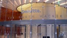 Deloitte headquarters in Chicago