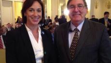 Karen DeSalvo, MD and Michael Burgess
