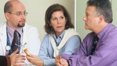 Patients doctors divided