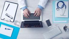 healthcare accessing public wifi