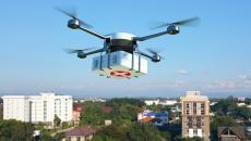NHS tests drones