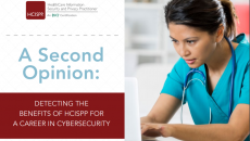 A Second Opinion: Detecting the Benefits of HCISPP for a Career in Cybersecurity