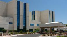 generic hospital building