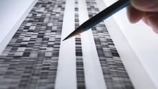 blockchain tech use in genomics and precision medicine