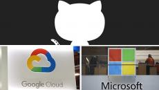 Google and Microsoft's GitHub team up to integrate cloud services