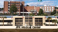 Hackensack Meridian JFK Health merger