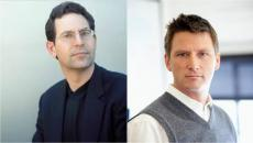 Beth Israel Deaconess Medical Center CIO John Halamka, MD, (left) and athenahealth CEO Jonathan Bush will take the stage together at HIMSS16