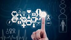 Health data icons