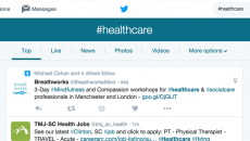 Because social media is so dynamic, the potential for its use in healthcare is very exciting.