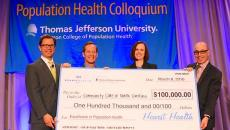 Hearst Health Prize population