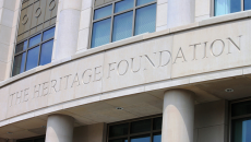 Heritage Foundation photo via Right Web