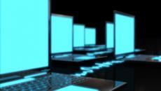 Laptops in network