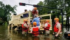 Medicare patients in Hurricane Harvey