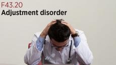 adjustment disorder ICD-10
