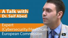 AbedGraham's healthcare cybersecurity expert Dr. Saif Abed