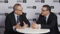 John Daniels, VP of HIMSS Analytics
